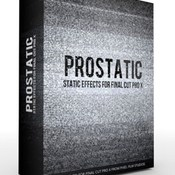 Pixel film studios - prostatic: volume 1 for fcpx icon