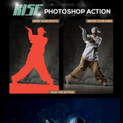 Rise photoshop action by colorleaks 19153615 icon