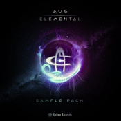 Splice sounds au5 elemental sample pack icon