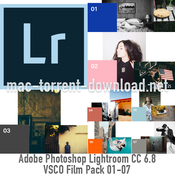 Adobe photoshop lightroom cc 6 8 vsco film pack 01 07 icon