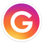 Grids for instagram 4 icon