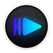 Iina modern video player icon