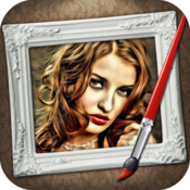 Jixipix portrait painter icon