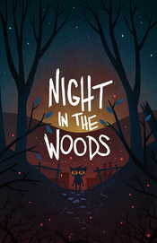Night in the woods game icon