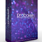 Pixel film studios probokeh vol 1 for fcpx icon