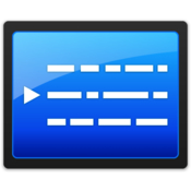 Presentation prompter 5 icon