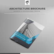 Architecture brochure 12401746 plantilla indd icon
