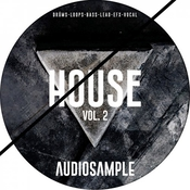 Audiosample house vol 2 icon