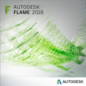 Autodesk flame 2018 icon