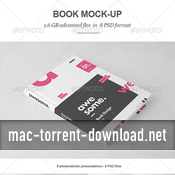Book mock up 7148762 icon