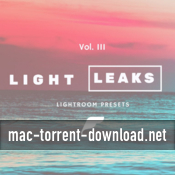 Creative market light leak lightroom preset set 619744 icon