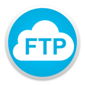 Ftp server simple way to share and exchange files icon