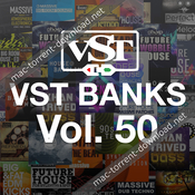 Latest vst banks vol 50 icon