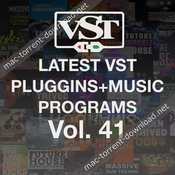 Latest vst pluggins music programs vol 41 icon