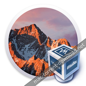Macos sierra virtualbox ova image icon