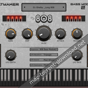 Beatmaker 808 bass module 2 icon