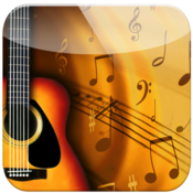 Easy guitar tuner icon