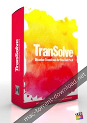 TranSolve - Dissolve Transitions for FCPX
