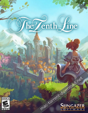 The tenth line game icon