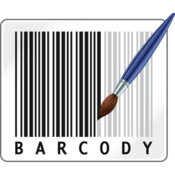 Barcody 3 barcode generator with linkback support icon