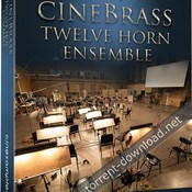 Cinesamples cinebrass twelve horn ensemble kontakt icon