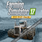 Farming simulator 17 big bud pack icon