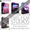 Pixel film studios film distortion effects bundle vol 1 icon
