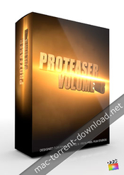 Pixel film studios proteaser volume 8 trailers for fcpx icon