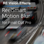 Revisionfx reelsmart motion blur icon