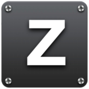 Ziptite so easy even a caveman can zip it icon
