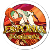 Deponia doomsday game icon