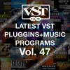 Latest vst pluggins vol 47 icon