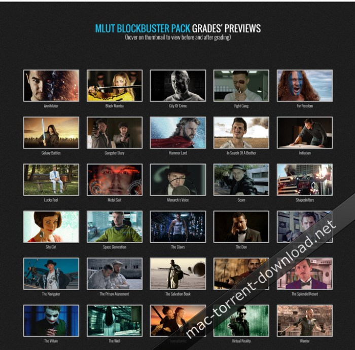 motionvfx_mlut_blockbuster_pack_30_professional_cinematic_color_look_up_tables_pc_mac