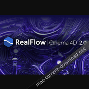 Realflow cinema 4d 2 icon