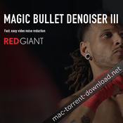 Red giant magic bullet denoiser iii icon