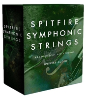 Spitfire audio symphonic strings kontakt icon