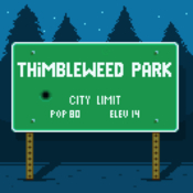 Thimbleweed park mas game icon