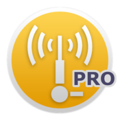 Wifi explorer pro pro level tool for wi fi diagnostics icon