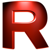 Boris red 3d video titling and effects solution icon