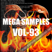 Mega samples vol 93 icon