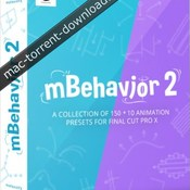 Motionvfx mbehavior 2 icon