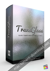 Pixel film studios transglass volume 1 for fcpx icon