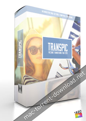 Pixel film studios transpic for fcpx icon
