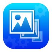 Image resizer ultimate photo resizer tool icon