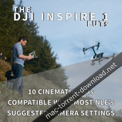 Neumannfilms the dji inspire 1 luts icon