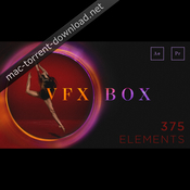 Vfx box icon