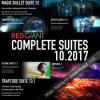 Red Giant Complete Suite 2017 (19.10.2017) for Adobe CS5 – CC 2018
