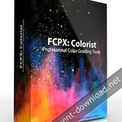 Pixel film studios fcpx colorist for fcpx icon