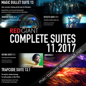 Red giant complete suites 2017 11 icon