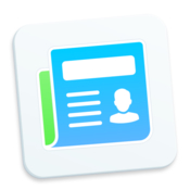 Design newsletters templates icon